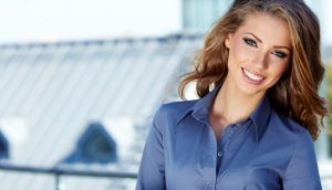What does a real estate agent do for the buyer - female real estate agent